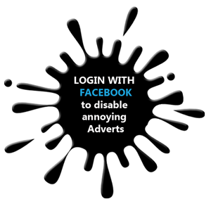 Login With Facebook To disable ads