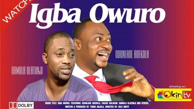 Igba Owuro – latest yoruba nollywood movie 2013
