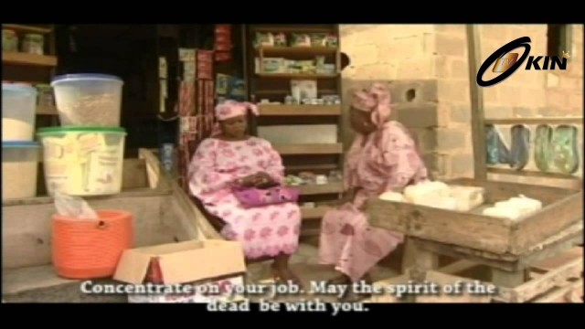 Olorun Ojoyin – Yoruba Nollywood Movie